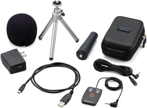 Zoom APH2-n Accessory Kit for the H2n Handy Recorder