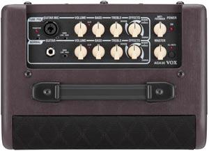 discontinued vox aga30 acoustic guitar amplifier musical instruments. Black Bedroom Furniture Sets. Home Design Ideas