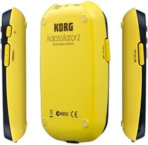 KORG Kaossilator 2 Phase Synthesizer