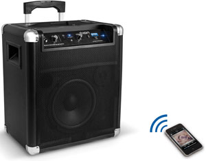 Amazon Com Ion Audio Block Rocker Ipa56b Bluetooth