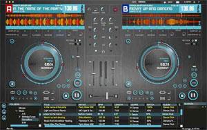 Hercules DJControl Instinct--DJUCED Software