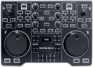 Hercules DJControl MP3 LE Sound Update
