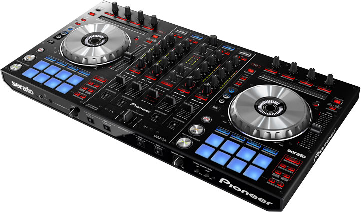 Amazon.com: Pioneer DDJ Series DDJ-SX Digital Performance DJ Controller (OLD MODEL): Musical ...