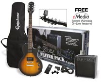 Epiphone Les Paul Player Pack