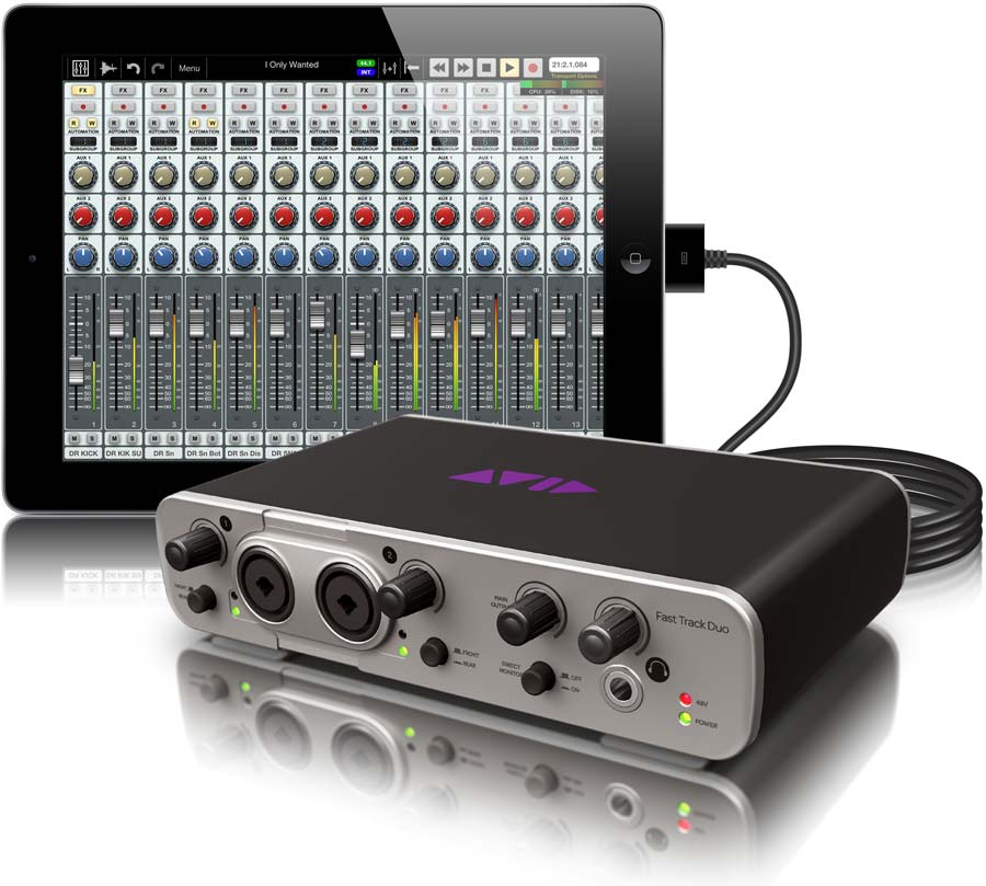 interface pro tools