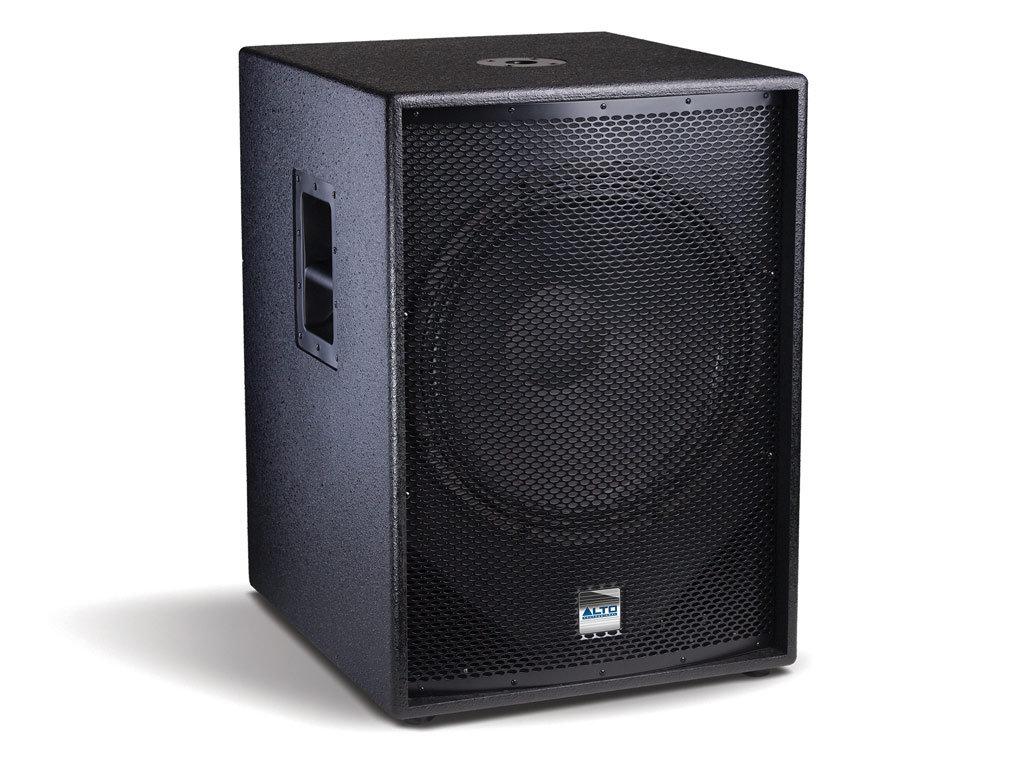 "Amazon.com: Alto Professional Truesonic SUB18 | 18"" Active"