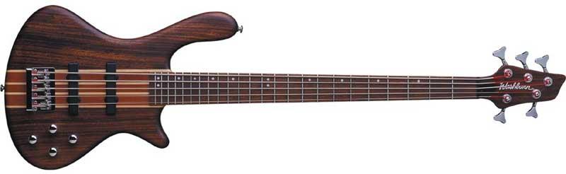 washburn taurus 5 string bass natural matte with gb6 gig bag musical instruments. Black Bedroom Furniture Sets. Home Design Ideas