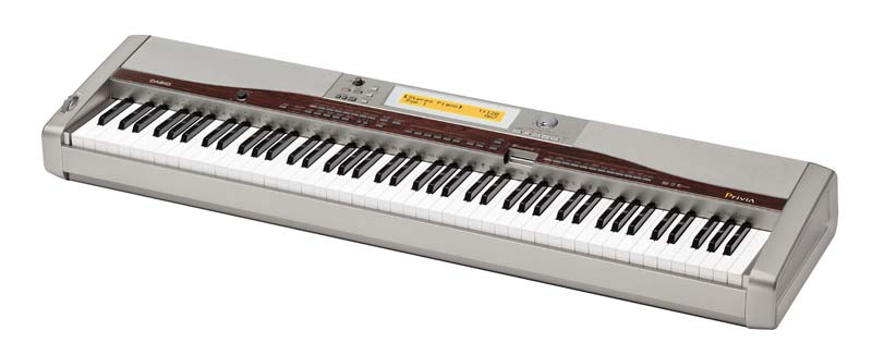 Amazon com: Casio PX-400R Privia Digital Piano with 88 Full