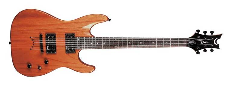 Dean Vendetta XM Electric Guitar Review - Nice low price