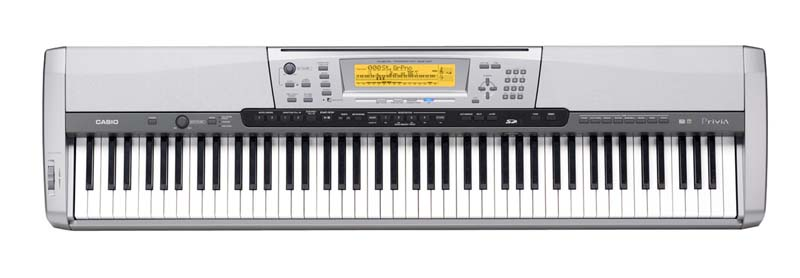 Casio privia px 100 manual.