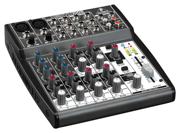 behringer xenyx 1002 musical instruments. Black Bedroom Furniture Sets. Home Design Ideas