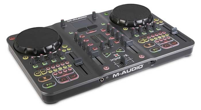 M-Audio Torq Xponent Advanced DJ Performance/Production System                                                                                                                                                                                                                            Warranty & Support                                Feedback