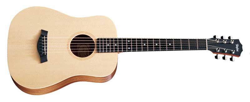 Amazon Com Taylor Guitars Baby Taylor Bt1 Natural