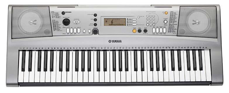 Yamaha ypt 310 61 full size touch sensitive for Yamaha portatone keyboard