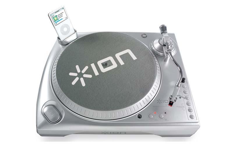 Amazon.com: Ion Tocadiscos USB con base dock universal para ...
