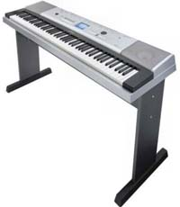 Yamaha dgx 530 88 key keyboard with matching for Yamaha keyboard amazon