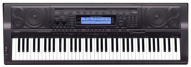 Casio Wk 500 Keyboard : casio wk 500 76 key personal keyboard with mp3 audio connection 670 tones and power ~ Hamham.info Haus und Dekorationen