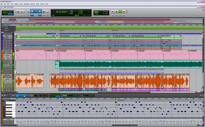 Protools m powered 7 3 1cs4