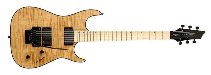 godin redline 3 electric guitar natural flame sg mn musical instruments. Black Bedroom Furniture Sets. Home Design Ideas