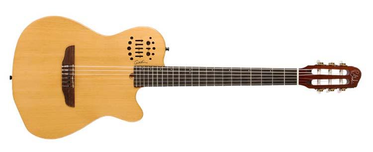 godin electric guitar