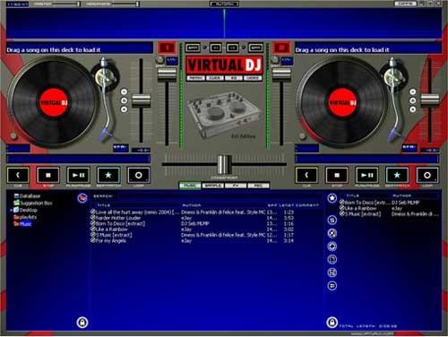 virtual dj 3 djc edition gratuit