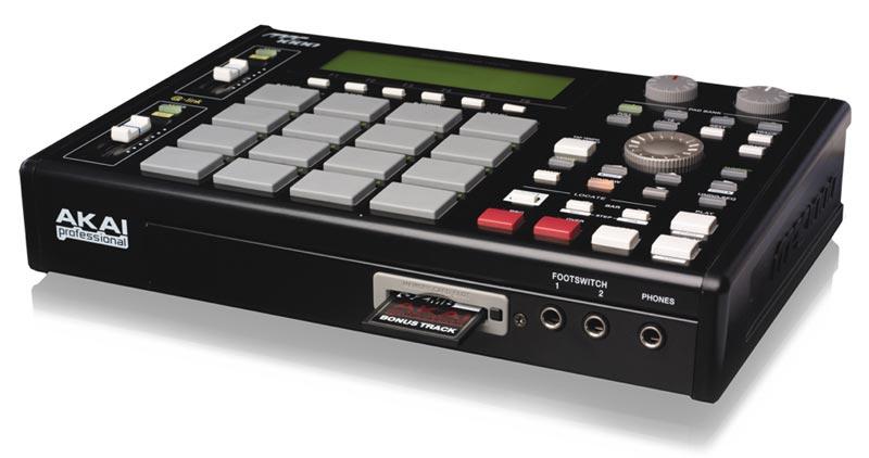 akai professional mpc1000 music production center sampler drum machine musical. Black Bedroom Furniture Sets. Home Design Ideas