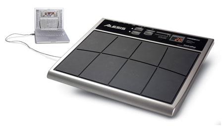alesis control pad usb midi percussion pad controller musical instruments. Black Bedroom Furniture Sets. Home Design Ideas