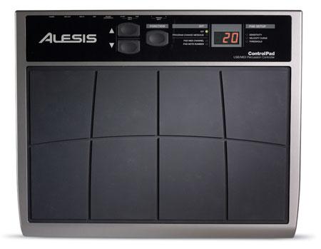 ALESIS CONTROL PAD WINDOWS 10 DOWNLOAD DRIVER