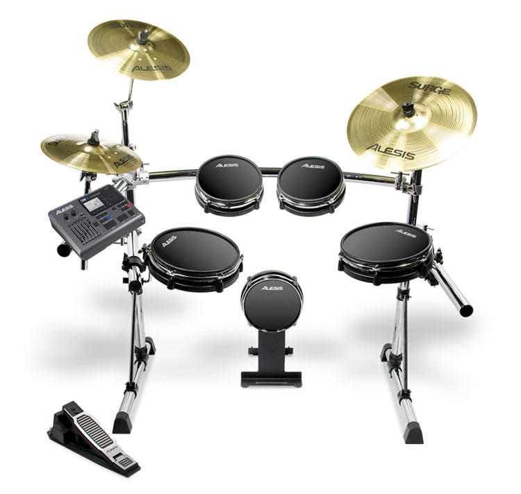 alesis dm10 pro kit professional electronic drumset musical instruments. Black Bedroom Furniture Sets. Home Design Ideas