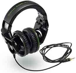 Auriculares Hercules HDP DJ-ADV G501
