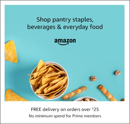 See all SNAP EBT eligible groceries in Amazon.com groceries