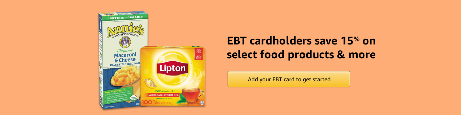 Link to shop exclusive deals with your EBT or Medicaid card