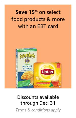 See SNAP EBT exclusive deals