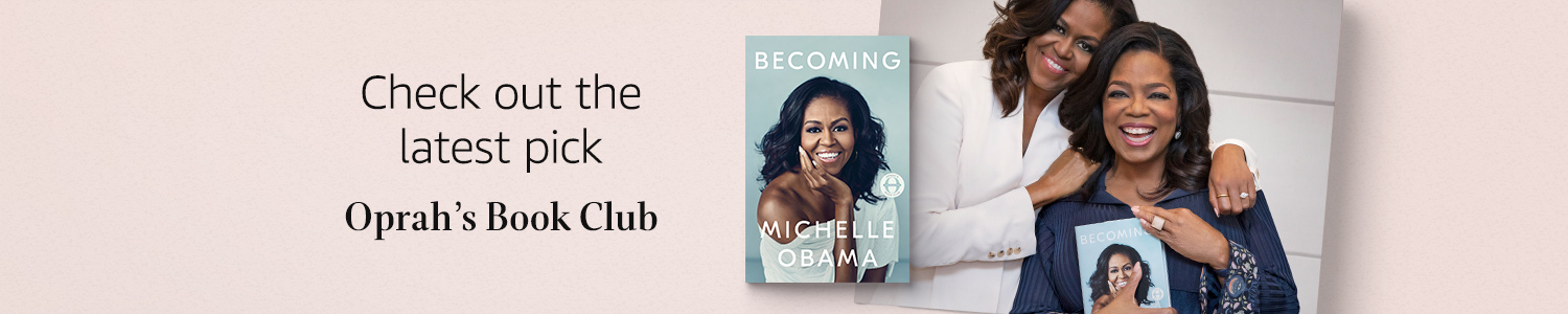 "New in Oprah's Book Club: ""Becoming"" by Michelle Obama"