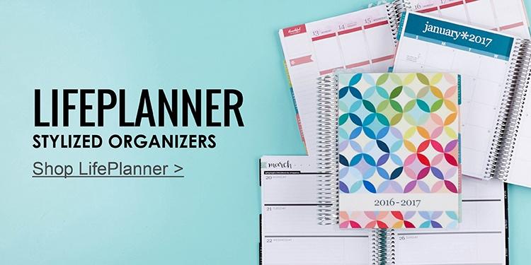 LifePlanner Stylized Organizers