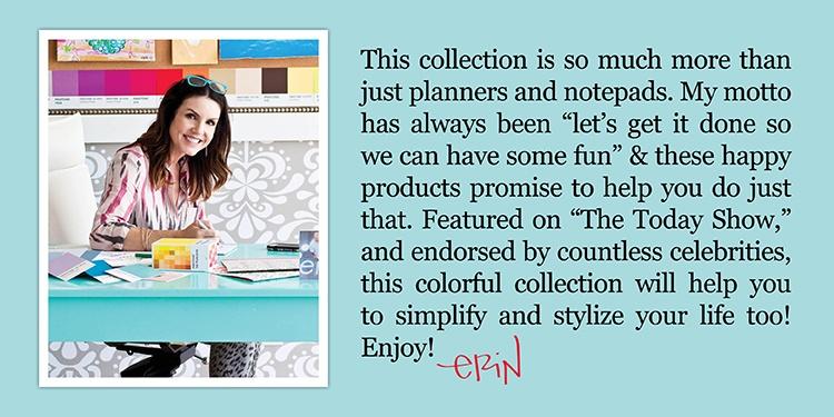 Note from Erin Condren