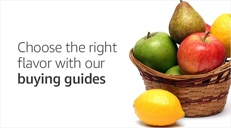 Produce buying guides