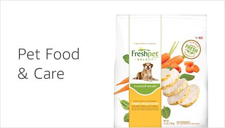 Pet Food & Care