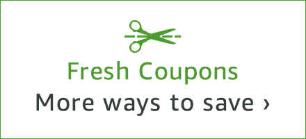 Shop Fresh Coupons