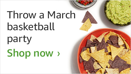 Fuel your way through March
