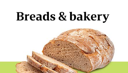 Breads & Bakery