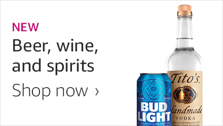 Beer, wine, and spirits now available