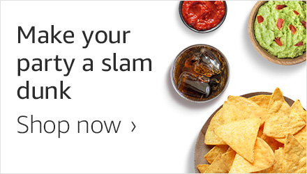 Make your party a slam dunk