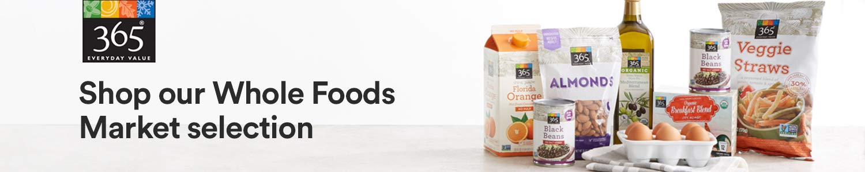 Whole Foods Market brands