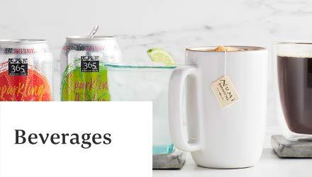 whole foods prime member Beverages