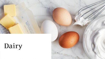 Orde whole foods Dairy and Eggs