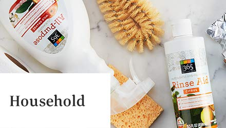order whole foods Household Essentials
