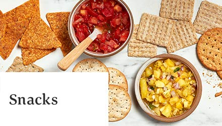 prime specials on whole foods Snacks