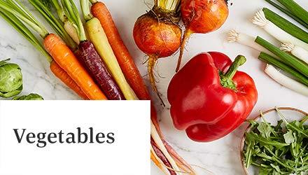 Vegetables Delivery
