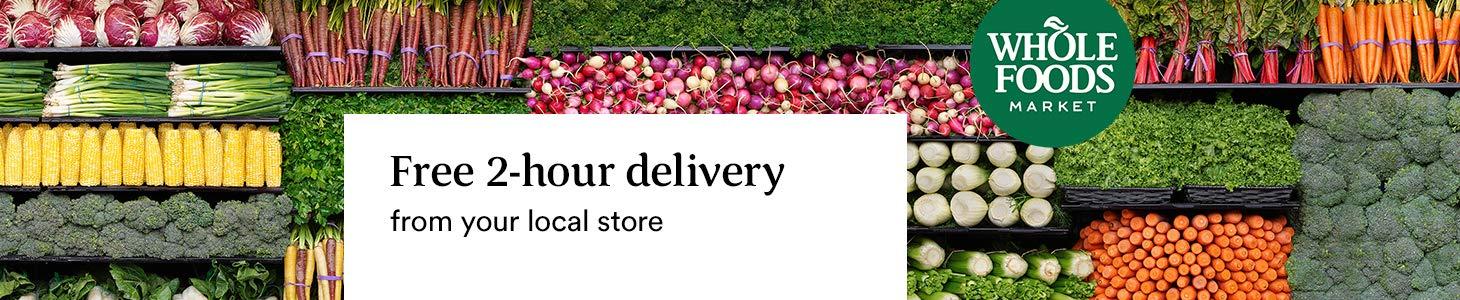 Amazon com: Whole Foods Market